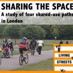 Pedestrians & cyclists: new study