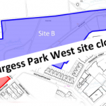 Burgess Park West closures 2017-2018