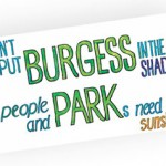 Don't put Burgess Park in the shade